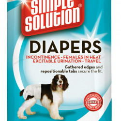 Simple Solution Pampers M - 12 bucăți