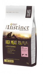 True Instinct Cat High Meat Somon 1 kg