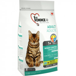 1ST CHOICE CAT ADULT WEIGHT CONTROL 2.72 KG