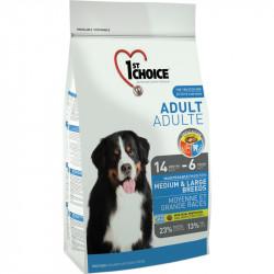 1ST CHOICE DOG ADULT MEDIUM & LARGE BREEDS 15KG