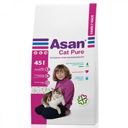 Așternut Igienic Asan Cat Pure 45 L