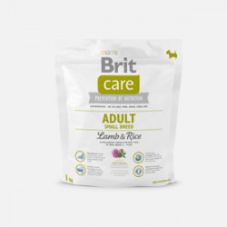 Brit Care Adult Small Breed Miel si Orez 1 kg