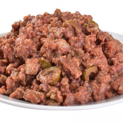 BEEF PATE WITH OLIVES