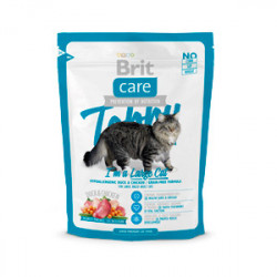 Brit Care Cat Tobby Large Cat 400 gr