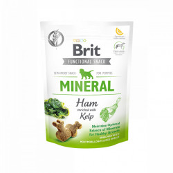 Brit Care Functional Snack Mineral Ham for Puppy 150 gr