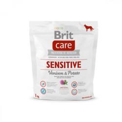 Brit Care Grain-Free Adult Sensitive Vânat 1 kg