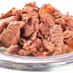 Pui in Aspic este o hrana umeda completa pentru pisicile adulte