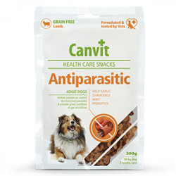 Canvit Health Care Snack Antiparasitic 200 gr