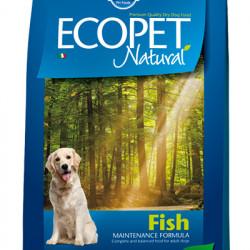 Ecopet Natural Adult Medium Peste 12 kg