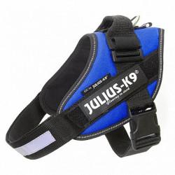 Ham Julius K9, IDC POWER, mărimea 1, 23-30 kg - Albastru