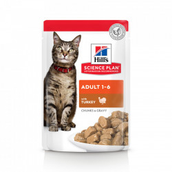 Hill's SP Feline Adult Curcan 85 g