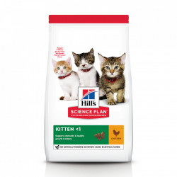 Hill's SP Feline Kitten cu Pui 3 kg