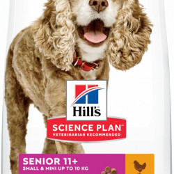 HILL'S SP Canine Senior Small & Mini cu pui 1.5 kg