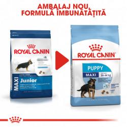 Hrana uscata caini ROYAL CANIN Maxi Puppy ambalaj nou