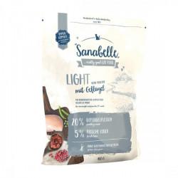 Hrana uscata pentru pisici Sanabelle Light 400 g