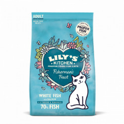 Lily's Kitchen Cat Fisherman's Feast 2 kg