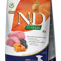 N&D Grain Free Pumpkin Mini Puppy Miel 7 Kg