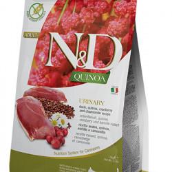 N&D Quinoa Cat Urinary cu rață