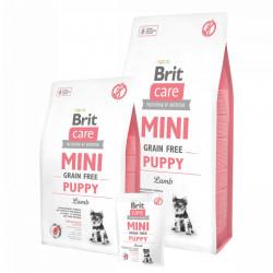 Oferta Brit Care Mini Grain Free Puppy Miel 9.4 kg