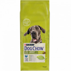 Purina Dog Chow Large Breed Adult cu carne de Curcan 14 kg