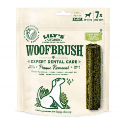 Recompense Lily's Kitchen Dog Large Woofbrush Dental Chew 329 g