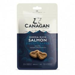 Recompense pentru caini biscuiti Canagan Grain Free cu somon 150 g
