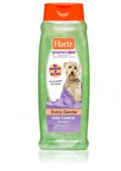 Sampon pentru Caini Hartz Odor Control, 532 ml