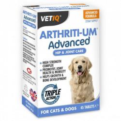 Supliment pentru articulatii Vetiq Arthriti-um Advance 45 tablete