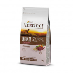 True Instinct Dog Original Medium - Maxi Adult cu Miel 2 kg