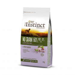 True Instinct No Grain Dog Medium & Maxi Adult Curcan 2 kg