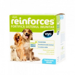 Viyo Reinforces For Dogs All Ages 7 X 30ml