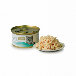 Brit Care Cat Kitten Chicken 80 gr (conservă)