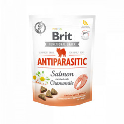 Brit Care Functional Snack Antiparasitic Salmon 150 gr