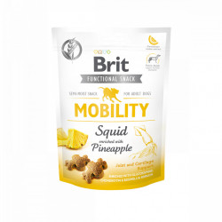 Brit Care Functional Snack Mobility Squid 150 gr