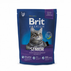 Brit Premium Cat Senior 300 gr