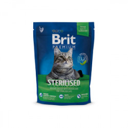 Brit Premium Cat Sterilised 800 gr