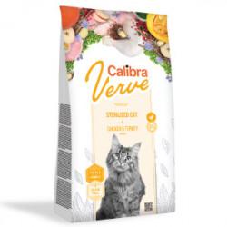 Calibra Cat GF Verve Sterilised Pui si Curcan 750 gr