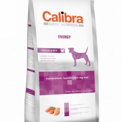 Calibra Dog Adult Energy cu pui