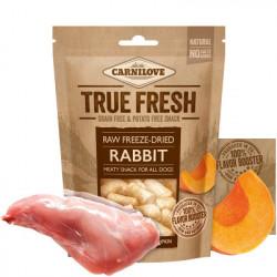 Carnilove True Fresh Freeze-Dried Rabbit- 40 gr