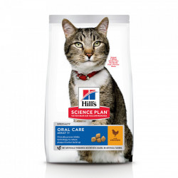 Hill's SP Feline Adult Oral Care Pui 7 kg