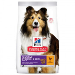 HILL'S SP Canine Adult Sensitive Skin & Stomach Pui 14 kg