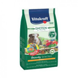 Hrana completa pentru porcușori de Guineea Vitakraft Emotion Beauty G Pig 600 g