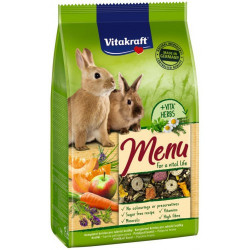 Hrana pentru iepuri Vitakraft Premium Menu 1 Kg