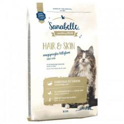 Hrana pisici Sanabelle Hair and Skin 10 kg