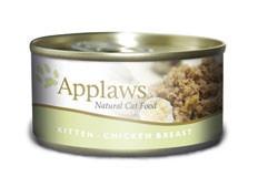 Hrana umeda Applaws Kitten cu Pui 70 gr