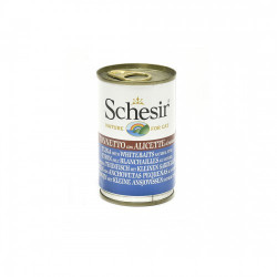 Hrana umeda pisici Schesir Ton si Pestisori