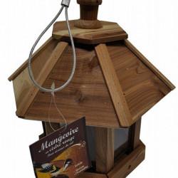 Hrănitoare rotunda păsări - 17 x 30 cm