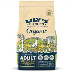Lily's Kitchen Dog Complete Nutrition Adult Organic Chicken 7 kg