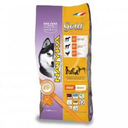 Natyka Gold Miel & Orez 4.5 Kg