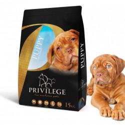 Privilege Puppy Large Breed Pui & Orez 15 Kg